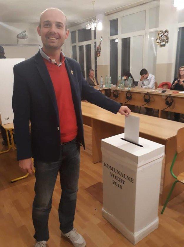 Radoslav Valko z Čadce.