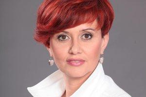 Alexandra Gieciová - nová primátorka Topoľčian.