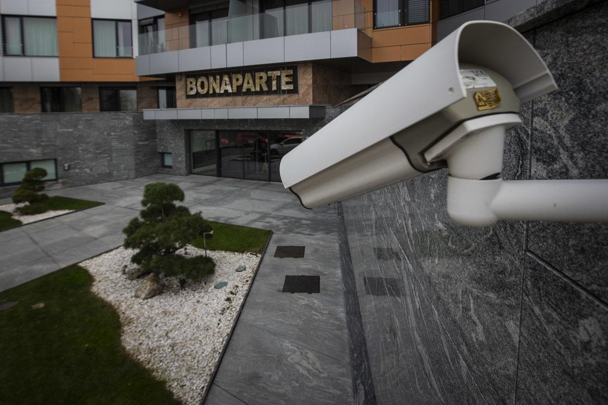 Bonaparte: stavba, ktorou nepohne ani kauza Bašternák - ekonomika.sme.sk