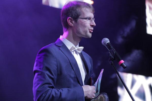 Ocenený neurológ Matej Škorvánek.