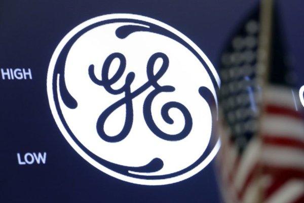 Logo koncernu General Electric.