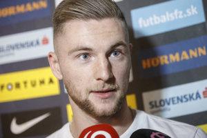 Milan Škriniar chváli nového reprezentačného trénera slovenských futbalistov Pavla Hapala.