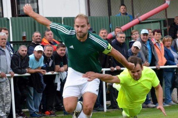 Zápas proti Sučanom nakopol Štiavničku kzlepšeným výkonom.