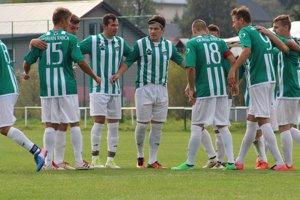 Futbalisti Rabče vedú 7. ligu s päťbodovým náskokom.