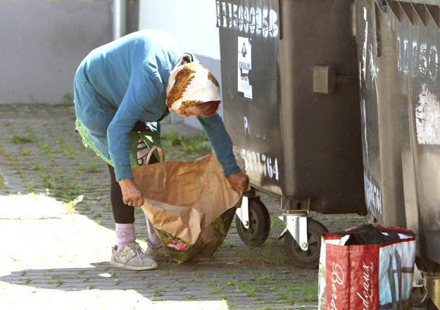 Bezdomovcov pribúda aj v Čadci.