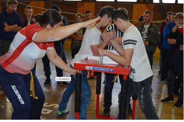 Dohľad na súťažou na Orave robili slovenskí reprezentanti.