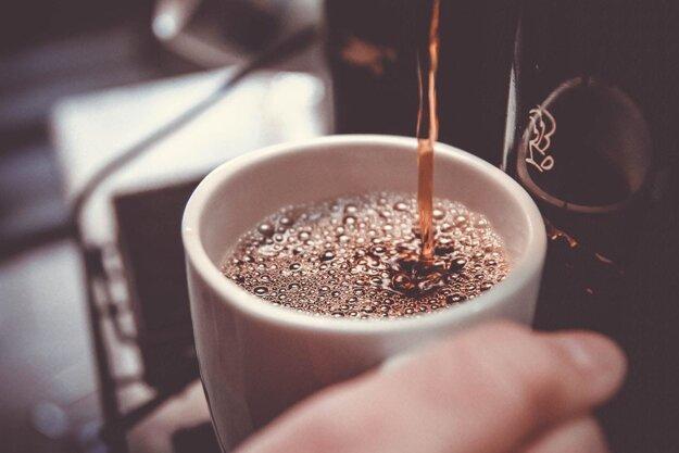 Káva patrí medzi najobľúbenejšie nápoje na svete.
