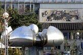 Začala sa obnova fontány na Námestí slobody