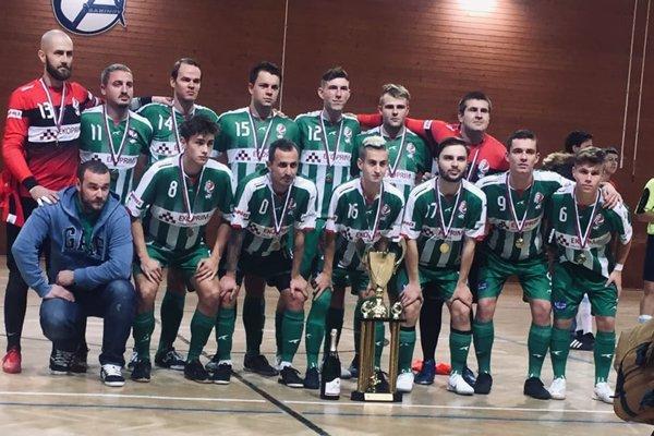 FK Ekoprim Prešov - víťaz futsalového Superpohára 2018/19