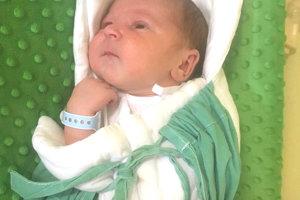 LEHEL BOTONT Szarvas potešil svojím príchodom na svet 5. októbra rodičov Moniku a Adriána z Farnej. Prvorodený chlapček po narodení meral 51 cm a vážil 3,6 kg.