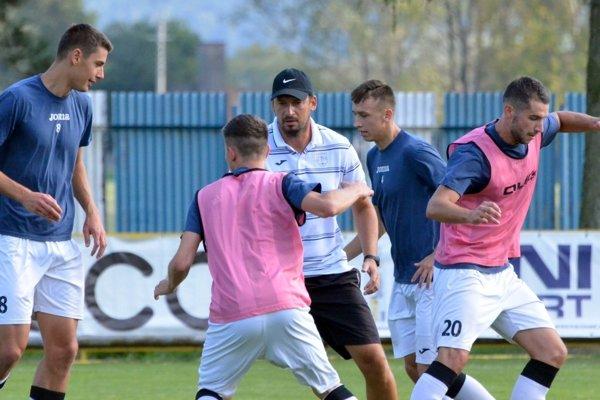 Hráči Fomatu začali po týždni voľna opäť trénovať.