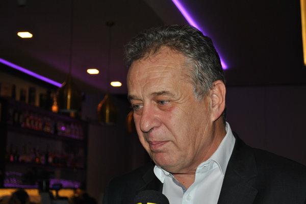 Odchádzajúci primátor Jozef Dvonč.