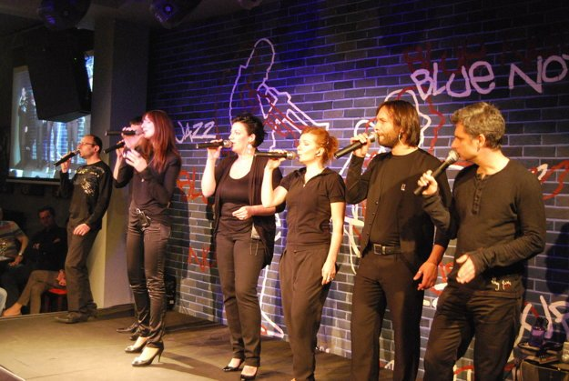 Miláčikom publika v Blue Note je od jeho vzniku skupina Fragile.