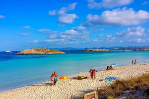 Pláž Ses Illetes boduje v rebríčkoch najkrajších pláží na svete.