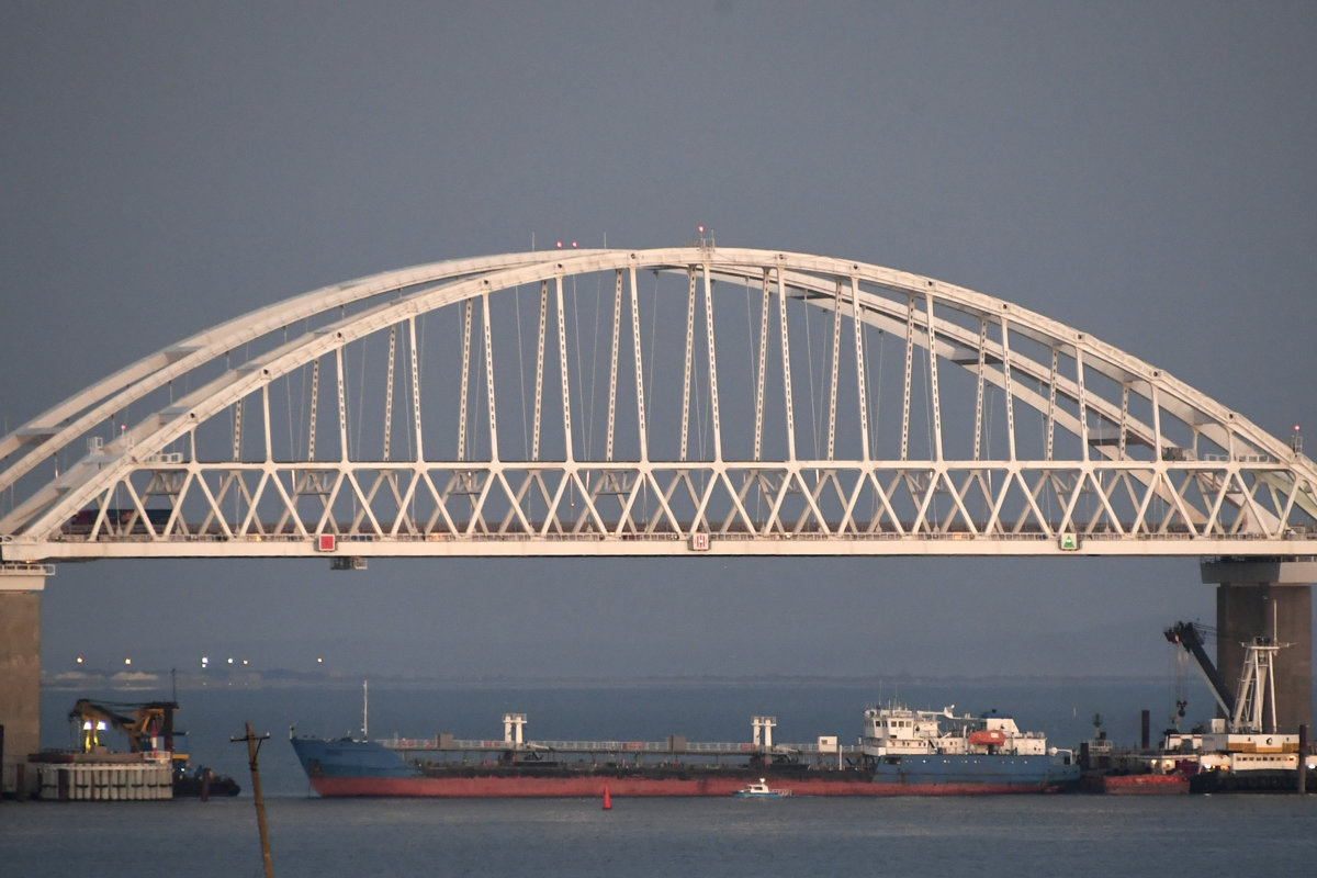 Azovské more  Rusko zadržalo ukrajinské lode - svet.sme.sk 233b2066982