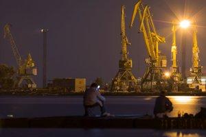 Prístav v Mariupole