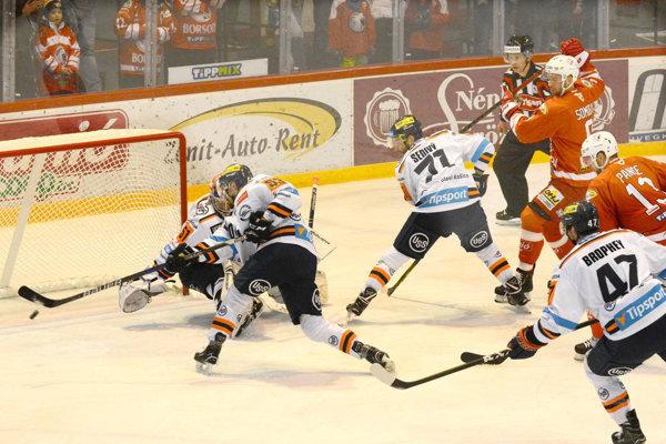 Košickí hokejisti vyhrali tri zápasy v rade.