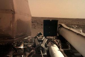 Sonda na Marse.