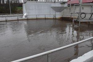 Rekonštrukčné práce na čistiarni sa začali vjanuári minulého roka, projekt dokončili vdecembri.