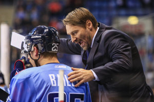Hokejistom Slovana sa v poslednej dobe nedarí.