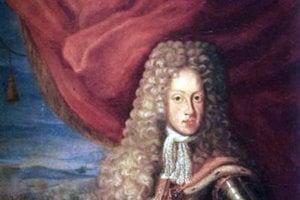 Jozef I. na dobovom portréte.