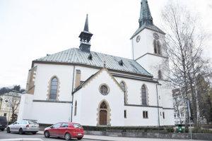 Kostol sv. Kataríny Alexandrijskej bude osvetlený.