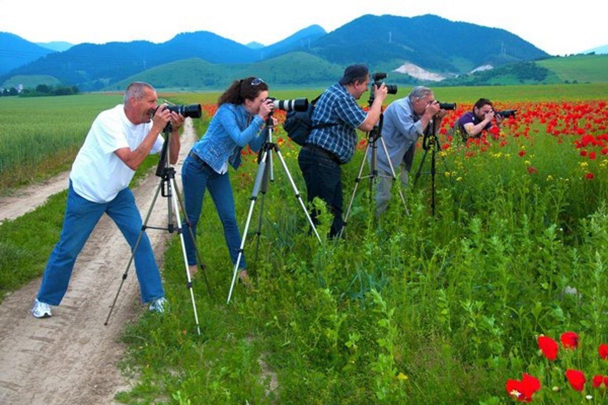 Datovania fotografov