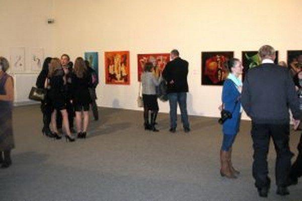 Zaujímavú výstavu diel niekoľkých generácií Kernovcov si môžete pozrieť do 6. marca.