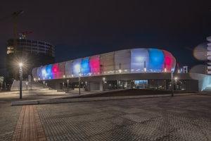 Na snímke Národný futbalový štadión počas kontrolného dňa 12. decembra 2018 v Bratislave.