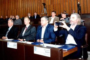 Poslanci zmestskej časti Podháj – Stráne sú členmi klubu Spoločne pre Martin.