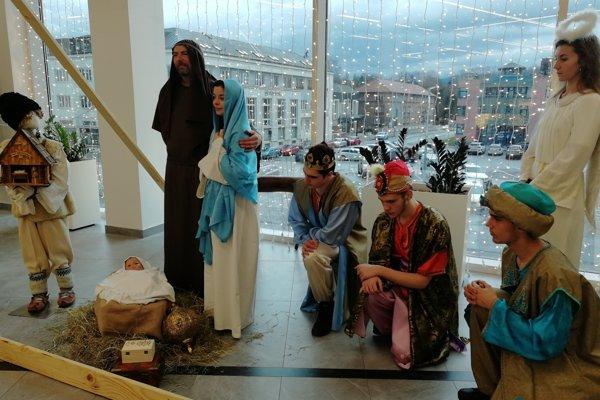 Advent v OC Galéria.