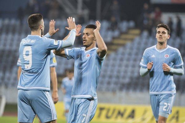 a4d513c84e Slovan vyhral prvý prípravný zápas proti Komárnu
