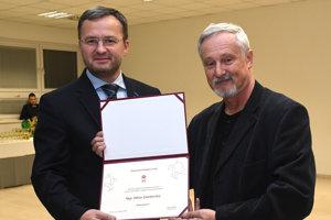 Richard Havrilla (vľavo) a Viktor Zamborský.