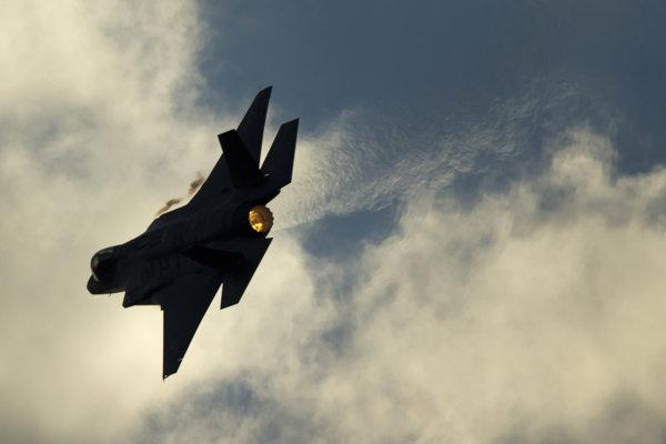 Stíhačka Lockheed Martin F-35 Lightning II