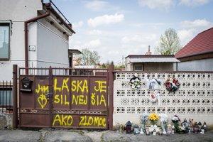 21. júna. Ani štyri mesiace po vražde polícia neoznámila výrazný posun vo vyšetrovaní.