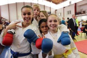 Deti z detského domova v Prešove rozvíjajú svoj športový talent.