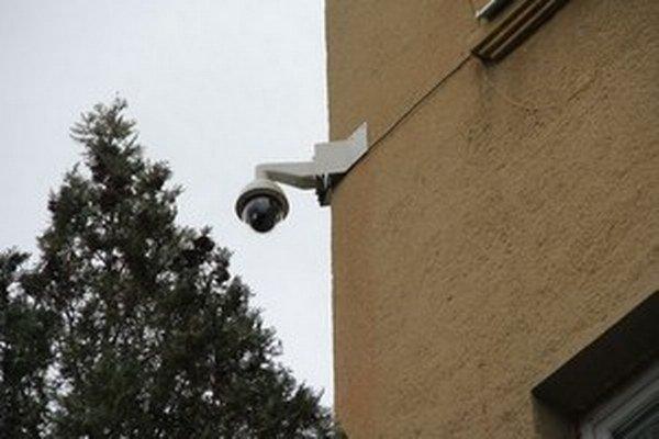 Kamery  budú strážiť aj vyšný koniec obce.