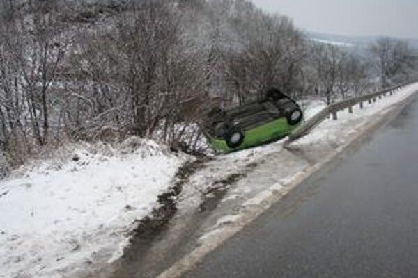 Nehoda pri Podvaží.