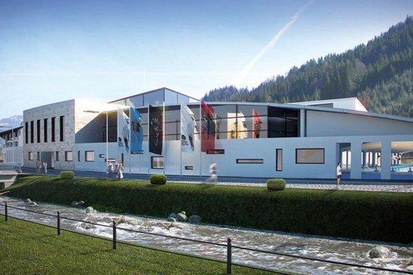 Na približne desiatich hektároch investor plánuje výstavbu viacúčelovej tenisovej haly, zimného štadióna, ale aj kurtov na squash