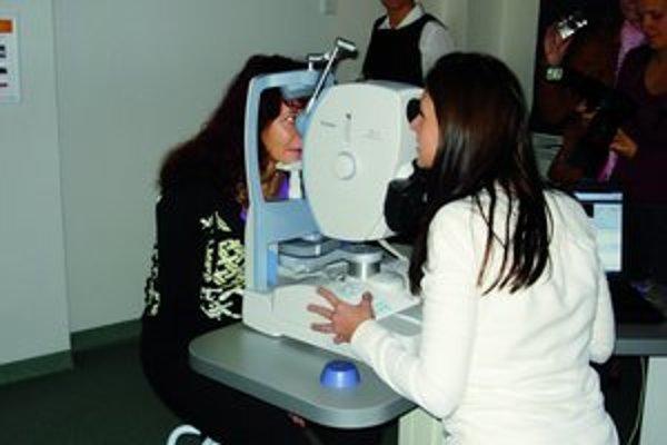 Diabetológovia a oftalmológovia spojili svoje sily aj pomocou moderných komunikačných technológií.