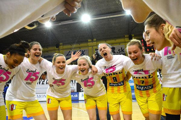 Značka Good Angels Košice po zisku 15. titulu skončila.