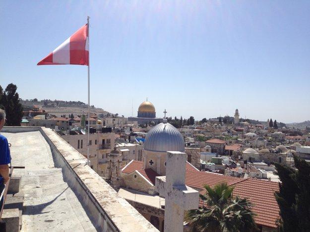 Jeruzalemské vežičky.