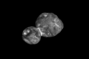 Planétka Arrokoth sa 1. januára 2019 stala najvzdialenejším svetom, ktorý navštívila ľudská sonda.