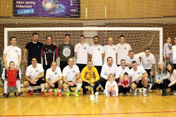 Víťaz halového turnaja O pohár predsedu ObFZ Trnava