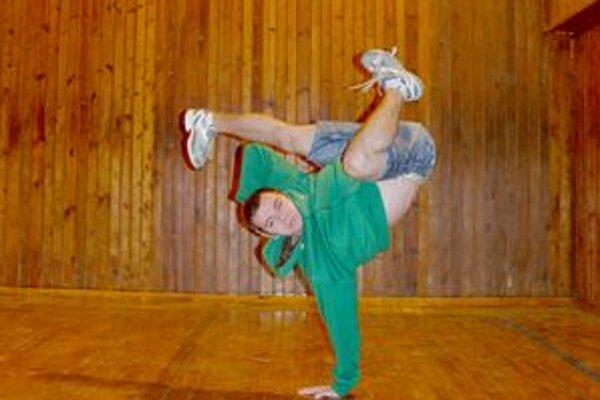 Získať titul vicemajtra v tanečnej súťaži s medzinárodnou účasťou si vyžaduje cieľavedomosť a tvrdý tréning.