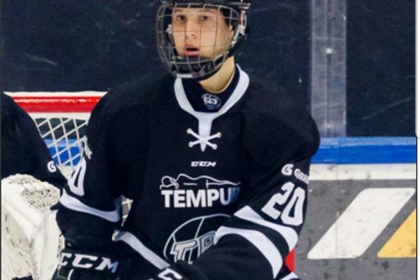 Samuel Kňažko v drese TPS Turku.