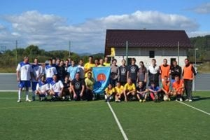Mladí matičiari z Podturne zorganizovali futbalový turnaj.