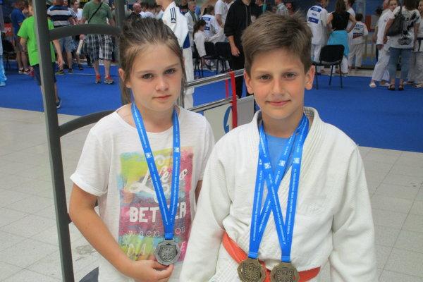 Natália Kissová a Martin Zvara.