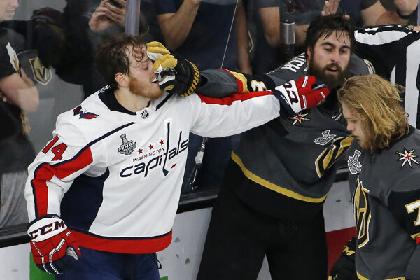 Hráči NHL.