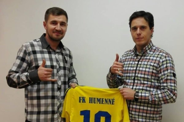 J. Skvašík si zahral v minulosti Európsku ligu, teraz prichádza do Humenného.